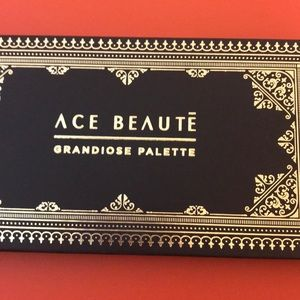 Ace Beaute Makeup - Ace Beaute grandiose palette
